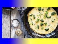 املت براکلی و پنیر پارمسان