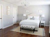 اتاق خوابهای سفيد و زيبا