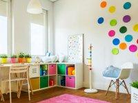 دکوراسیون اتاق کودک در شرایط خاص