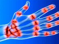 درد هر نقطه دست نشانه چیست؟
