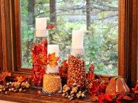 ۱۵ ایدهی جالب برای دکوراسیون پاییزی منزل