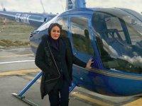 ناگفتههای تنها خلبان زن بالگرد در ایران؛ به من میگویند «آقا سمیرا»