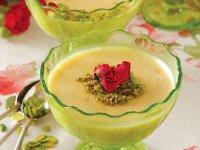 کرم پسته عسلی (Honey pistachio cream)