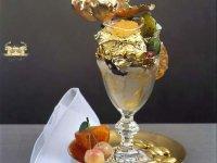 خوردنیهای لاکچری نشینها؛ از آب معدنی ۶۰ هزار تومانی تا بستنی با روکش طلا + تصاویر