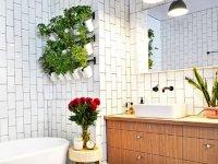 ۱۲ ایده برای دکوراسیون حمام کوچک