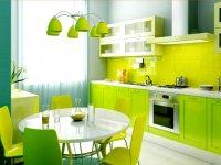 رنگ سبز در دکوراسیون، یعنی رنگ زندگی