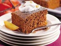 بهترین روش پخت کیک زنجبیلی