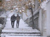 اخطار هواشناسی درباره بارش سنگین برف و باران