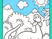 دایناسور بانمک