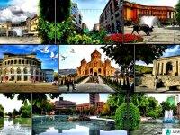 دیدنی های زیبای ارمنستان در پاییز