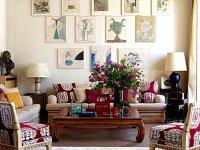 دکوراسیون منزل به سبک فرانسوی