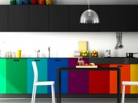 تغییر رنگ آشپزخانه؛ پیشنهادی که شما را وسوسه میکند!