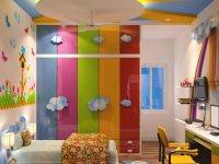 رنگ را به اتاق کودک هدیه دهید