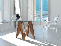 ایدههای جذاب برای تزیین میزهای شیشهای