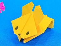 آموزش چند اوریگامی ساده برای سرگرم کردن کودکان در دوران قرنطینه