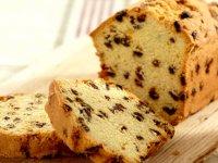 طرز تهیه نان کشمشی و دارچین