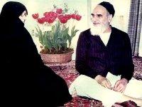 از شاعرانگی تا نامههای عاشقانه امام خمینی (ره) به همسرشان