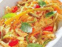 طرز تهیه چیکن تترازینی؛ غذای بی نظیر ایتالیایی