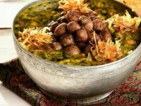 طرز تهیه  آش گندم اصفهان با طعمی فوق العاده