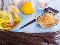 طرز تهیه ۳ ماسک موی خانگی برای تقویت و درخشندگی موها