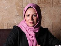 بازیگر زن ایرانی که کرونا دست به عصایش کرد + عکس