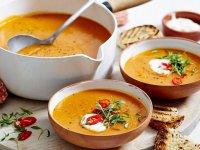 طرز تهیه یک سوپ پاییزی معجزه گر برای بچه های سرماخورده