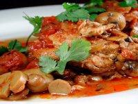 طرز تهیه مرغ بلغاری خوشمزه در فر و بدون فر