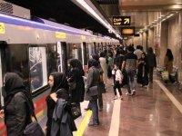 کاهش ساعت کار مترو و بی آر تی از امروز