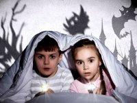 بروز ترسهای غیر واقعی در کودکان در صورت تماشای کارتونهای ترسناک