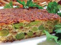 طرز تهیه کوکوی باقلا و نخود سبز