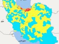 آخرین وضعیت رنگبندی کروناییِ شهرهای کشور