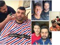 ناگفتههای آرایشگر اختصاصی فوتبالیستها؛ مدلموی خاص رضاییان را من زدم + تصاویر