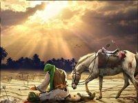 درخواست امام حسین (ع) از دشمن در روز تاسوعا