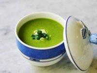 سوپ نخودفرنگی؛ طعمِ تازه بهاری