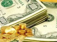 قیمت طلا، قیمت دلار، قیمت سکه و قیمت ارز 3 اسفند 99