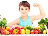 کودکان به چه مقدار میوه، سبزیجات و پروتئین نیاز دارند؟