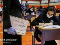 شروط امتحان حضوری دانشآموزان: در هر کلاس دو نفر و فقط در مدرسه دوازدهمیها باشند
