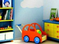 ایدههای دوستداشتنی برای اتاق کوچک کودک