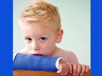 شکستگیهای  رایج استخوانی در کودکان