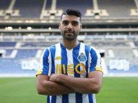واکنش مهدی طارمی به شکست در مسابقات لیگ کاپ پرتغال