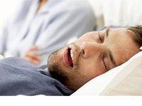 خوابیدن با دهان باز ممنوع