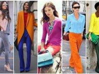 8 پالت رنگی جذاب برای ست کردن لباس در پاییز 2021