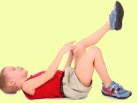 شکستگی استخوان ران در کودکان