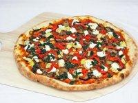 طرز تهیه پیتزا بادمجان لذیذ با طعمی فوقالعاده