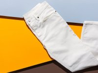 9 مدل شلوار جین سفید برای تابستان امسال