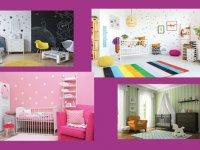 ایدههایی برای دکوراسیون اتاق نوزاد دختر