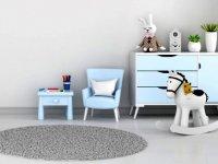 ایجاد فضایی اختصاصی در اتاق مشترک کودکان