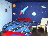 ایجاد تغییرات خلاقانه در اتاق کودک