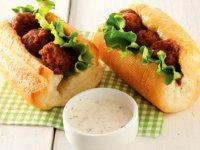 ساندويچ بيفبال