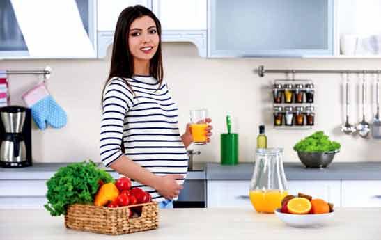 باورهای نادرست تغذیهای در بارداری